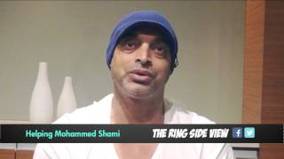 Shoaib Akhtar on helping Mohammed Shami