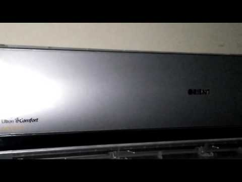 Orient DC inverter electricity consuming