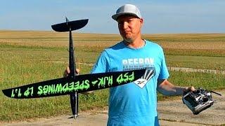 Teil 11: F5D Pylon LP1.1 SpreadTow HJK Speedwings / Das Einfliegen *1080p50fpsHD*