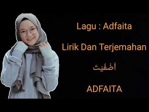 download lagu sholawat adfaita versi nissa sabyan