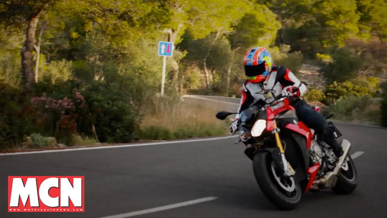 Bmw S1000r On The Limit With New Super Naked First Ride