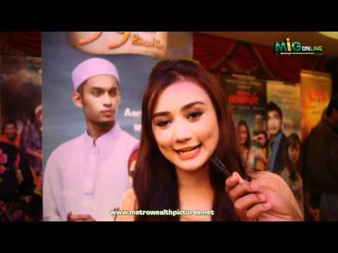 MiG Online -Interview Wawa Zainal filem 99 Kali Rindu