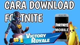 How to Download Fortnite on all Android and (can update) 😎