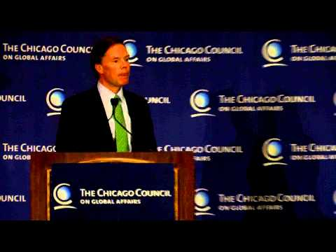 Nicholas Burns at The Chicago Council on Global Affairs