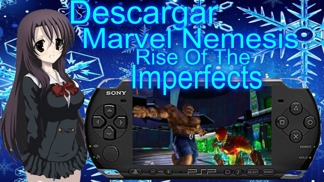 marvel nemesis rise of the imperfects xbox 360 rgh