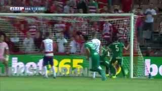 Video Gol Pertandingan Granada vs Eibar