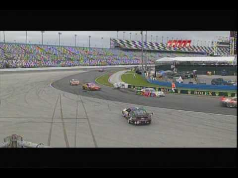 2010 Rolex 24 at Daytona - Von Moltke/Miller Crash