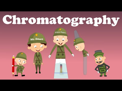 Chromatography | #aumsum #kids #education #science #learn
