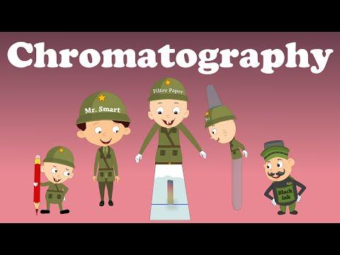Chromatography   #aumsum