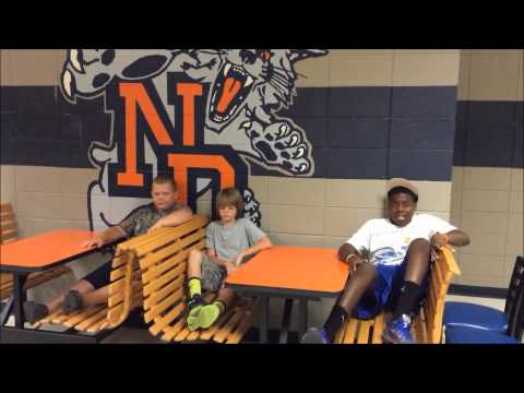 North Davie Middle School Summer Transitions Camp