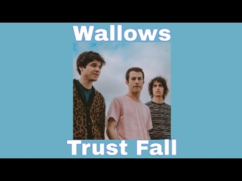 WALLOWS - Trust Fall (Lyrics)