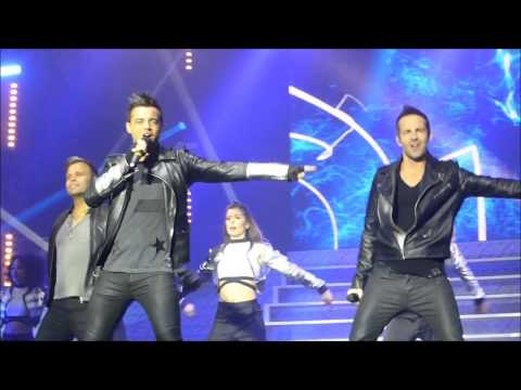 A1  Take On Me  The Big Reunion  Bournemouth BIC 221014