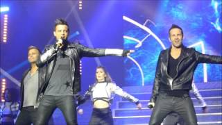 A1 - Take On Me - The Big Reunion - Bournemouth BIC 22/10/14