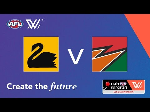 Western Australia v Allies - NAB AFL Women's Under 18 Champi