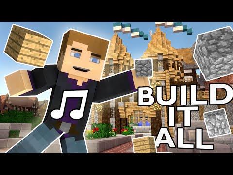 "♫ ""Build It All"" - Minecraft Parody of Taylor Swift - Shake It Off"