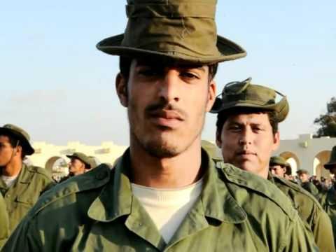 Libya's rebel cadets graduate in Benghazi