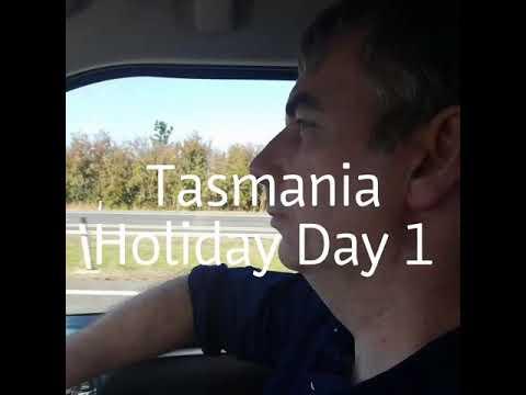 Tasmania Holiday day 1: to Launceston