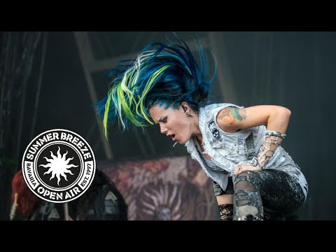 Arch Enemy - Ravenous (LIVE @ SUMMER BREEZE Open Air 2014)