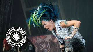Arch Enemy - Ravenous (LIVE @ SUMMER BREEZE Open Air 2014)