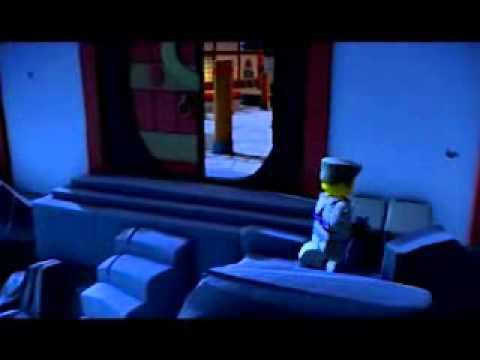 Lego NinjaGo xanh la phan2 tap4 gia dinh