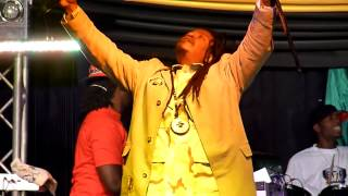 Luciano - Messenger - Give Praise - Live In Toronto - Jamaica Day 2012