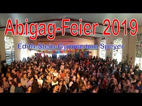 Abigag-Feier 2019 - Edith-Stein-Gymnasium Speyer (26.03.2019)