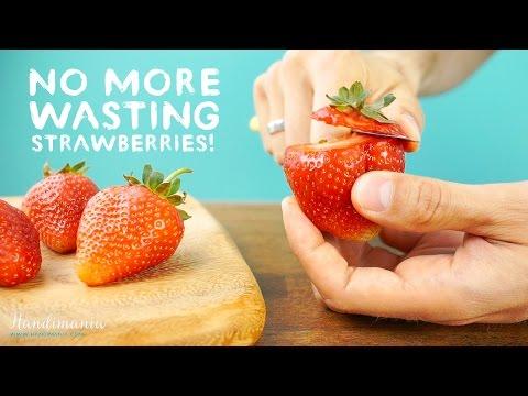 No More Wasting Strawberries!
