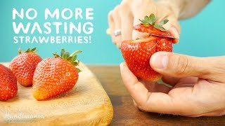 No More Wasting Strawberries!