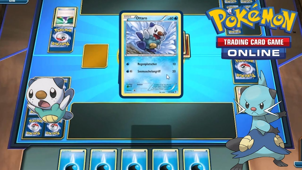 Grundregeln Lernen Lets Play Pokemon Trading Card Game Online 1