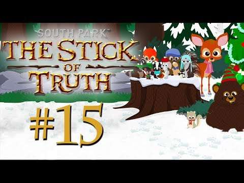 South Park The Stick Of Truth - Part 15 | WOODLAND CHRISTMAS CRITTERS