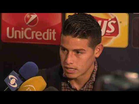 James, cedido al Bayern Munich dos temporadas