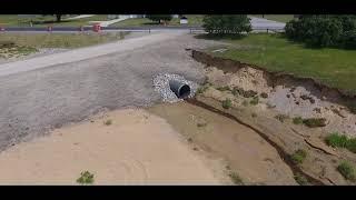 2017 Flood Damages Midland County Road Commission