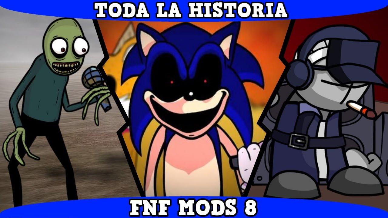 Download Asi son Los Mejores Mods de Friday Night Funkin (PARTE 8) en el 2021   Resumen en 10 minutos