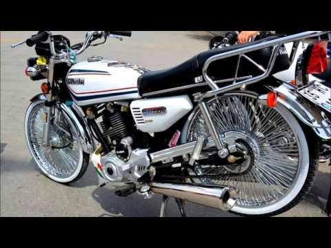 Modifiyeli Kuba motorlar