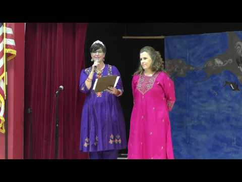 Patsy Sommer Elementary School Multi Cultural Event 2017