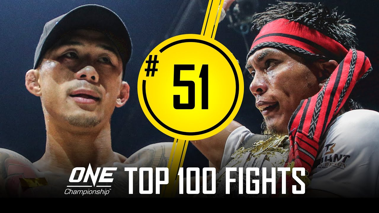 Kevin Belingon Neutralizes Martin Nguyen | ONE Championship's Top 100 Fights | #51