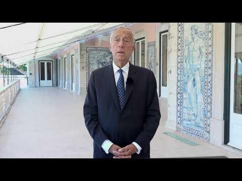 Mensagem do Presidente da República para a Algfuturo
