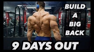 BODYBUILDING MOTIVATION - REGAN GRIMES 9 DAYS OUT
