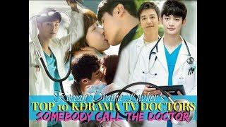 Video Somebody Call The Doctor: Top 10 Kdrama TV Doctors |Koreandramaluvher download MP3, 3GP, MP4, WEBM, AVI, FLV November 2018