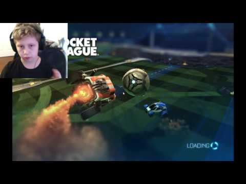 Rocket League Ep:1 (no internet at the time)