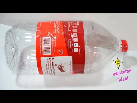 Awesome way to recycle plastic bottle| How to recycle plastic bottle| best reuse idea