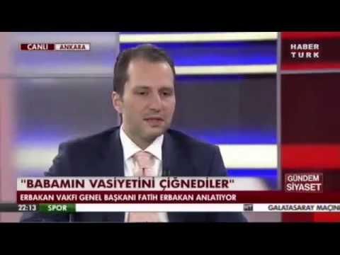 Fatih Erbakan, Oğuzhan Asiltürk'ün SP Yüksek İstişare Kurulu'nu nasıl ele geçirdiğini anlatıyor.