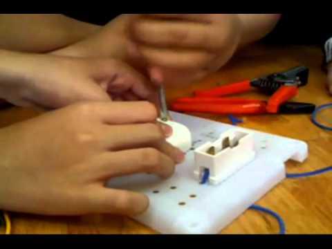 Cách lắp đặt đèn huỳnh quang