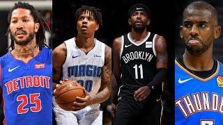NBA Players on New Teams Debut Highlights   2019-20 Season