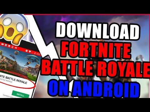 How To DOWNLOAD Fortnite Mobile ANDROID Beta (OFFICIAL)  NOT CLICKBAIT! Fortnite Mobile For Android