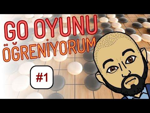 Go Oyunu - Öğreniyorum #1 (ZEKA OYUNU - DÜNYANIN EN ESKİ STRATEJİ OYUNU)