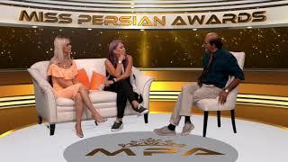 Shohreh Solati| Miss Persian Awards
