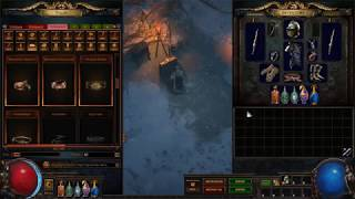 Path of Exile: Unique Item Collection Tab