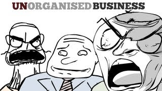 Unorganised Business
