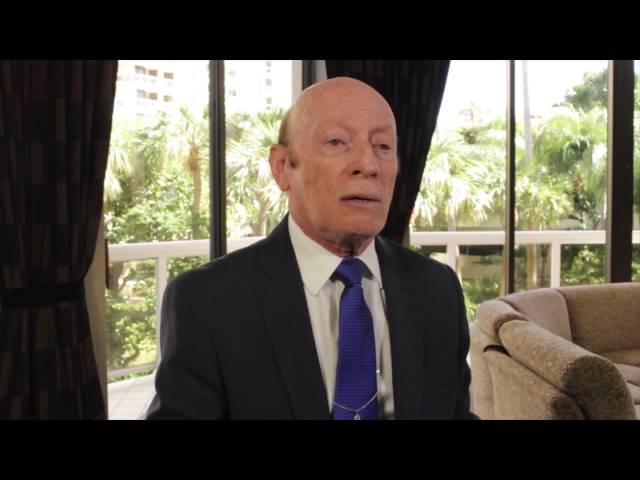 Dr. Michael Meir en #AstrosYEstrellasConBelen @belenmarrero 13-08-2016 Seg. 01